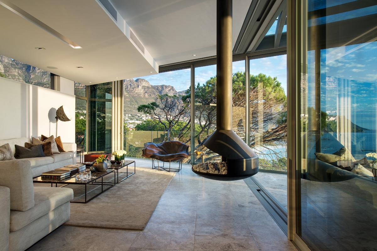 Luxury villas in Cape Town